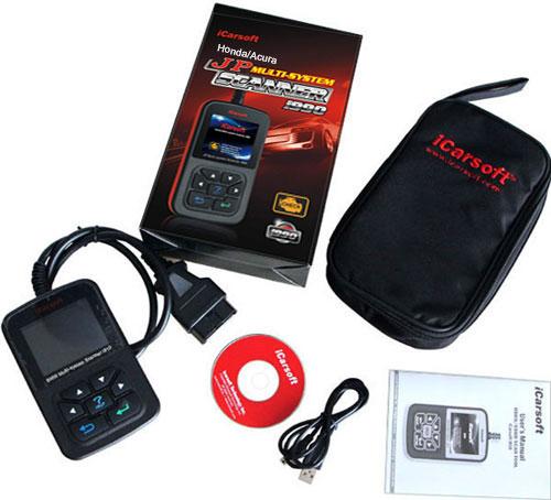 ICarsoft I910/II automobile Outil de diagnostic